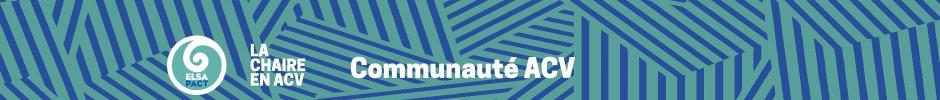 Bandeau COmmunauté ACV