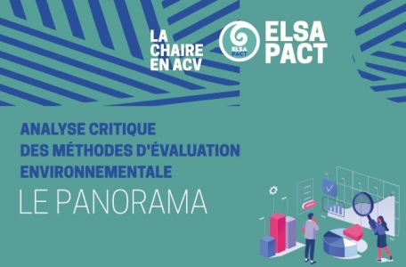 Webinaire - Panorama des méthodes d'évaluation environnementale